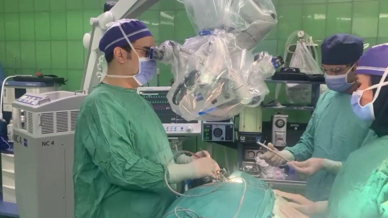 بهترین جراح دیسک کمر در شمال تهران